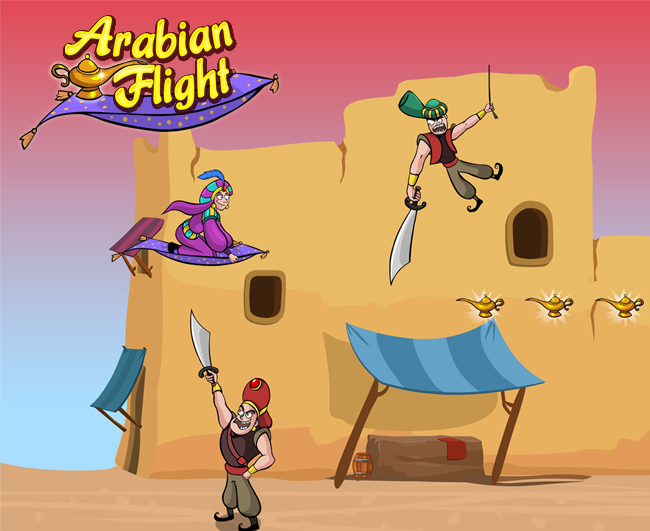 arabian_flight